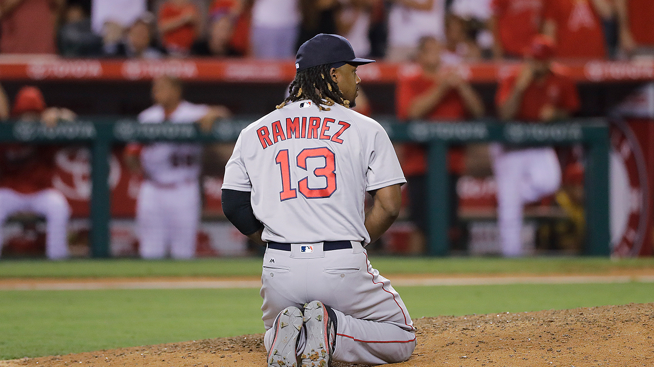 Farrell won't use defensive replacement for Hanley